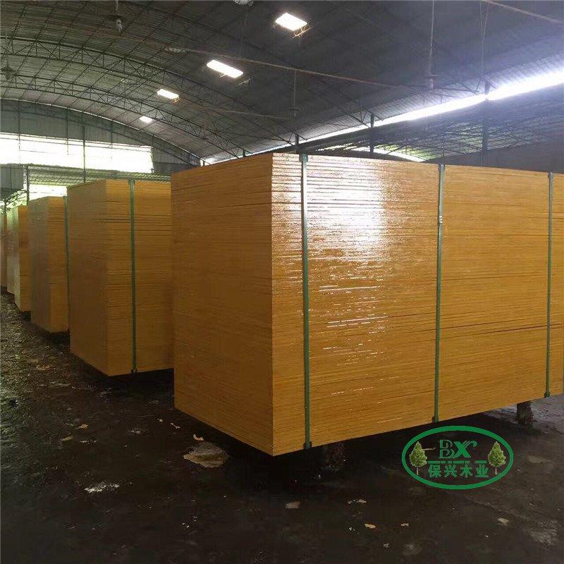 建筑模板厂家冬季都在用的存放模板方法
